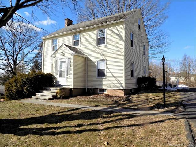 33 Clinton Street, Glastonbury, CT 06033 (MLS #170375040) :: Anytime Realty