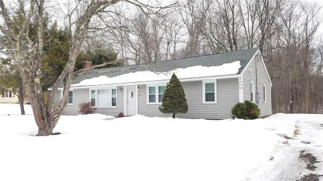 25 Bayberry Road, Bolton, CT 06043 (MLS #170375070) :: Around Town Real Estate Team