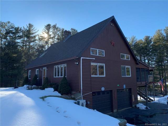 232 Wright Road, Killingly, CT 06239 (MLS #170375093) :: Next Level Group