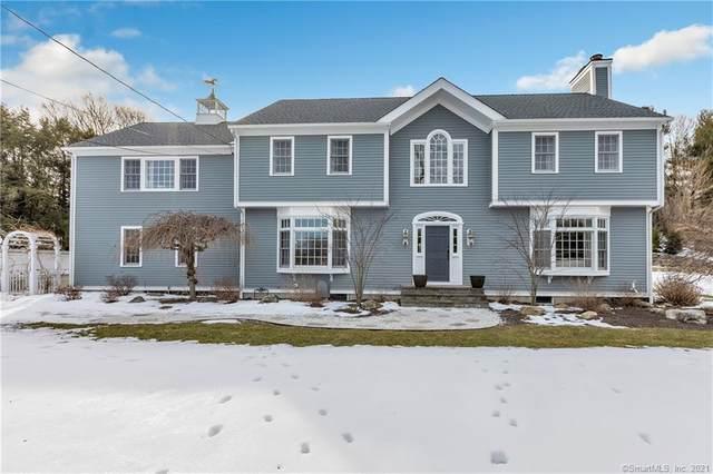 99 E Rocks Road, Norwalk, CT 06851 (MLS #170375109) :: Kendall Group Real Estate | Keller Williams