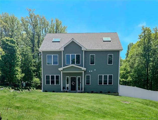76 Tuckahoe Drive, Shelton, CT 06484 (MLS #170375120) :: Tim Dent Real Estate Group