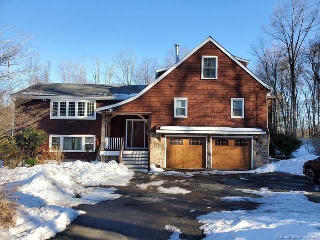32 Glen Hill Road, Redding, CT 06896 (MLS #170375134) :: Around Town Real Estate Team