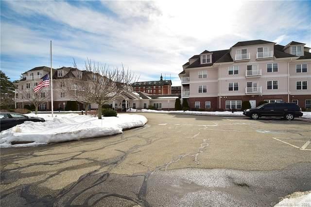 237 Fern Street 205W, West Hartford, CT 06119 (MLS #170375148) :: Team Phoenix