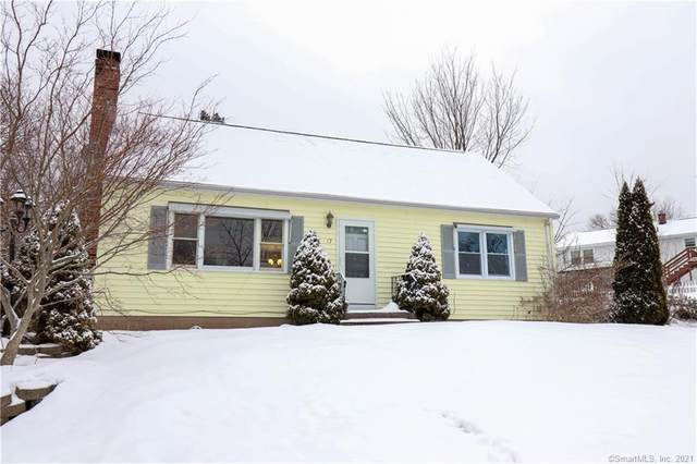 17 Melody Lane, Meriden, CT 06450 (MLS #170375152) :: Around Town Real Estate Team