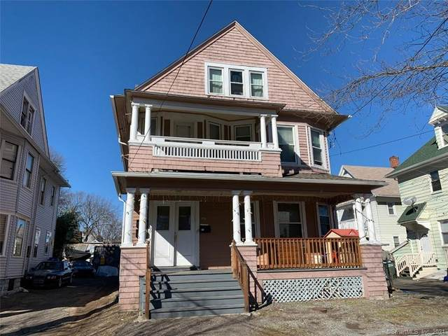 370 Laurel Avenue, Bridgeport, CT 06605 (MLS #170375173) :: Tim Dent Real Estate Group