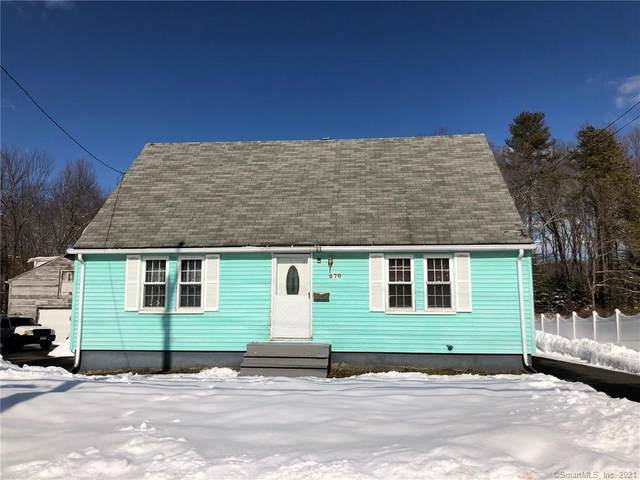 270 Hills Street, East Hartford, CT 06118 (MLS #170375175) :: Around Town Real Estate Team