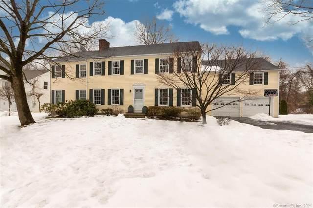 20 Heather Lane, Darien, CT 06820 (MLS #170375196) :: Kendall Group Real Estate | Keller Williams
