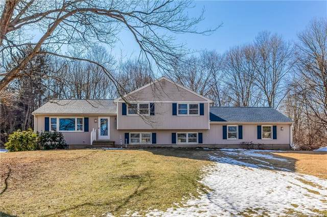 510 Long Hill Road, Guilford, CT 06437 (MLS #170375274) :: Around Town Real Estate Team