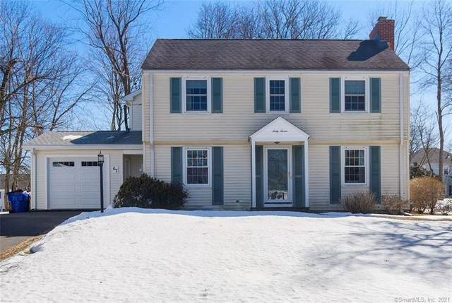 67 Tunxis Road, West Hartford, CT 06107 (MLS #170375287) :: Hergenrother Realty Group Connecticut