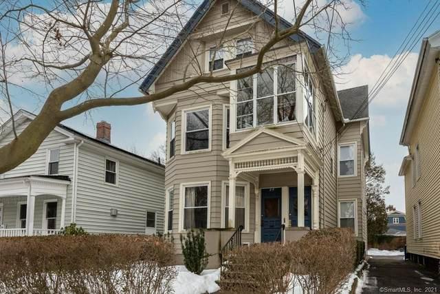 84 Bishop Street, New Haven, CT 06512 (MLS #170375302) :: Tim Dent Real Estate Group