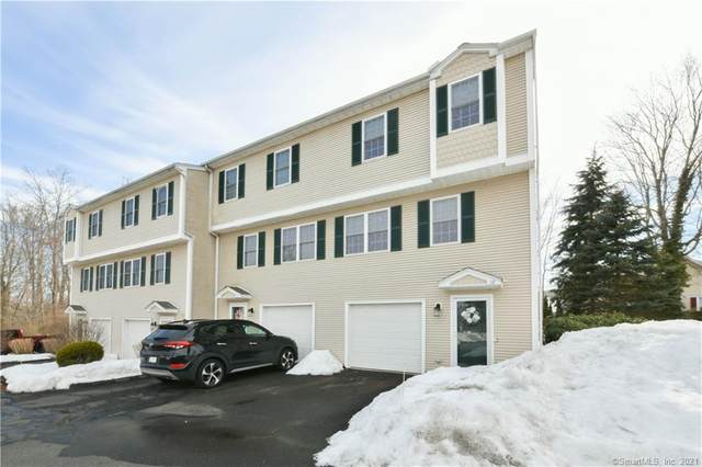 396 Main Street #16, Wallingford, CT 06492 (MLS #170375307) :: Tim Dent Real Estate Group