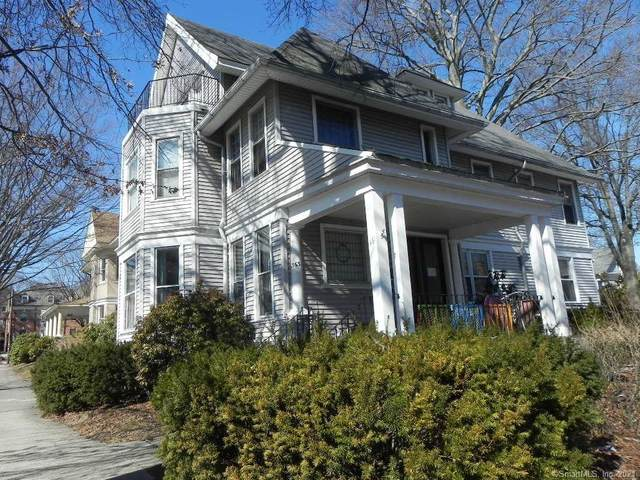 361 Willow Street, New Haven, CT 06511 (MLS #170375313) :: Tim Dent Real Estate Group