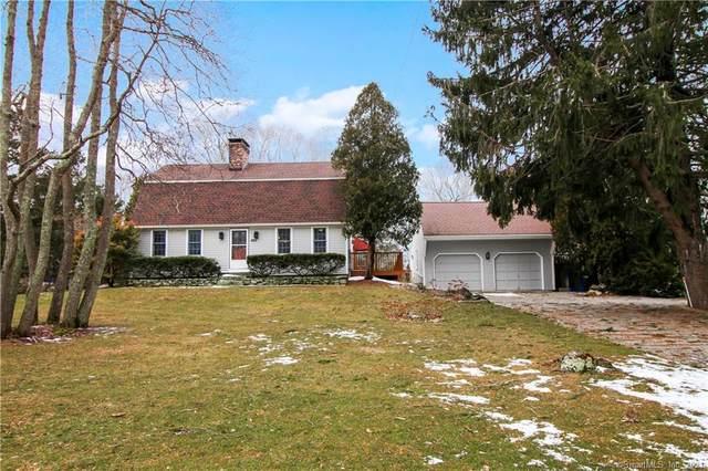 285 Pequot Avenue, Groton, CT 06355 (MLS #170375330) :: Around Town Real Estate Team