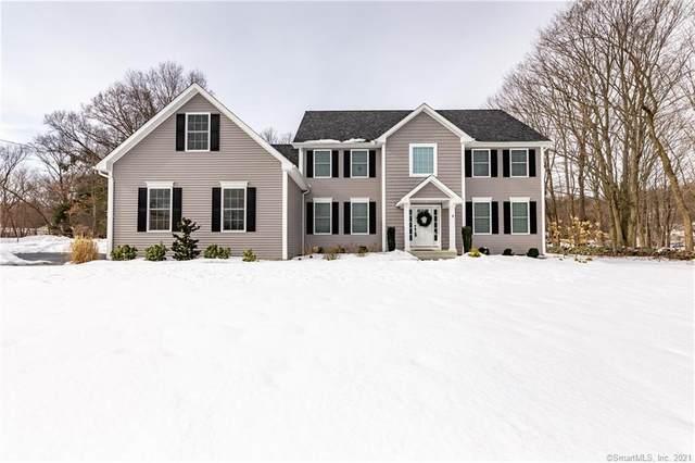 51A Church Street, Shelton, CT 06484 (MLS #170375368) :: Tim Dent Real Estate Group