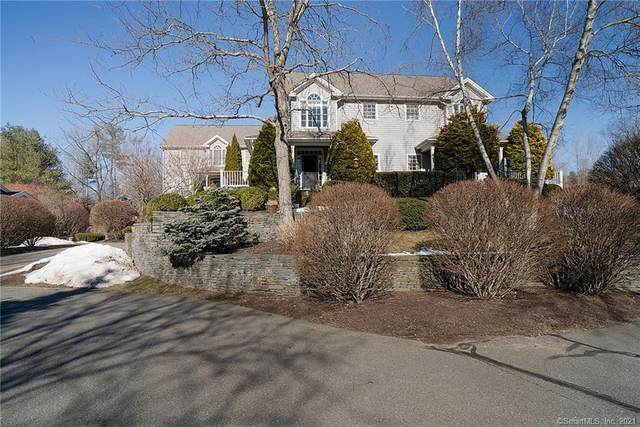 33 Old Field Hill Road #6, Southbury, CT 06488 (MLS #170375376) :: Around Town Real Estate Team