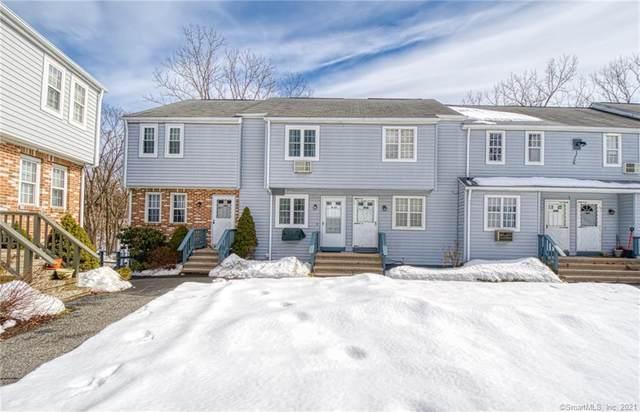 14 Scuppo Road G2, Danbury, CT 06811 (MLS #170375377) :: Kendall Group Real Estate   Keller Williams