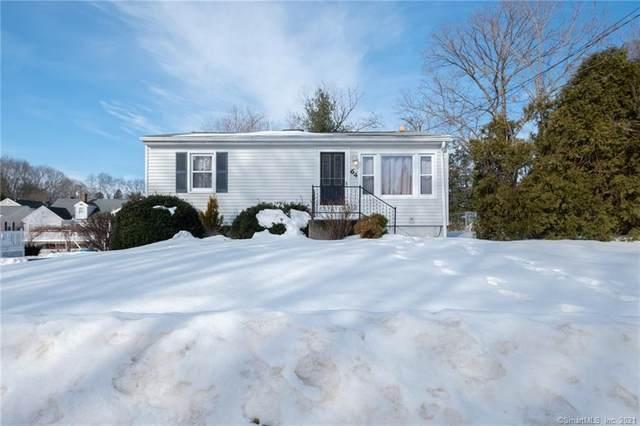 64 Mango Circle, Watertown, CT 06779 (MLS #170375381) :: Tim Dent Real Estate Group