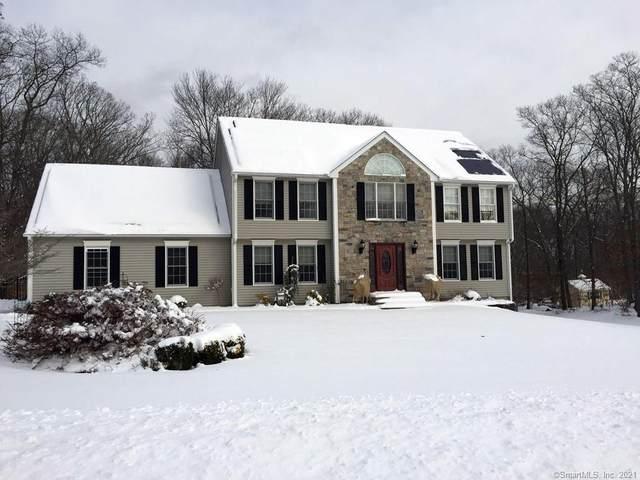 40 Ben Merrill Road, Clinton, CT 06413 (MLS #170375407) :: Around Town Real Estate Team