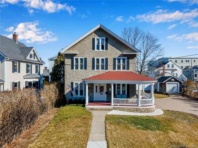 8 Pearl Street, Groton, CT 06355 (MLS #170375464) :: Next Level Group