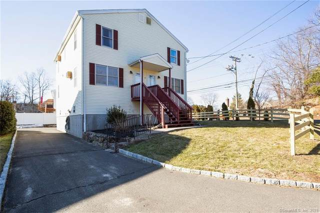 43 Nash Place A, Norwalk, CT 06854 (MLS #170375485) :: Sunset Creek Realty
