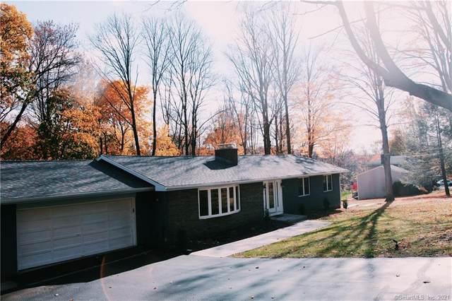 340 Brownstone Ridge, Meriden, CT 06451 (MLS #170375492) :: Tim Dent Real Estate Group