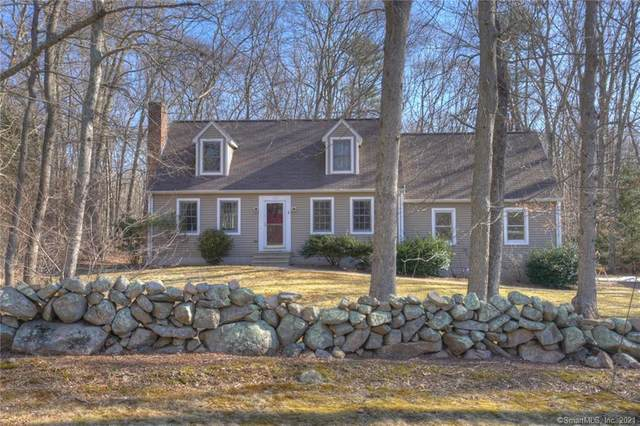 1016 Pequot Trail, Stonington, CT 06378 (MLS #170375495) :: Next Level Group