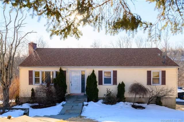 20 Ox Drive, Brookfield, CT 06804 (MLS #170375496) :: Kendall Group Real Estate | Keller Williams
