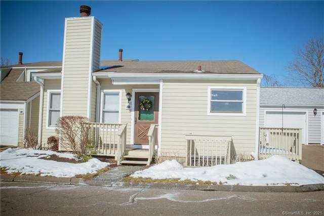 511 Emerson Drive #511, Branford, CT 06405 (MLS #170375522) :: Around Town Real Estate Team