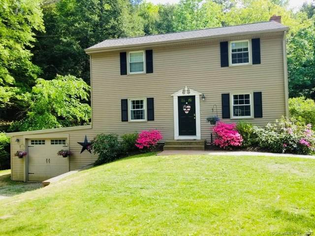 355 East Street, Stafford, CT 06076 (MLS #170375560) :: Spectrum Real Estate Consultants