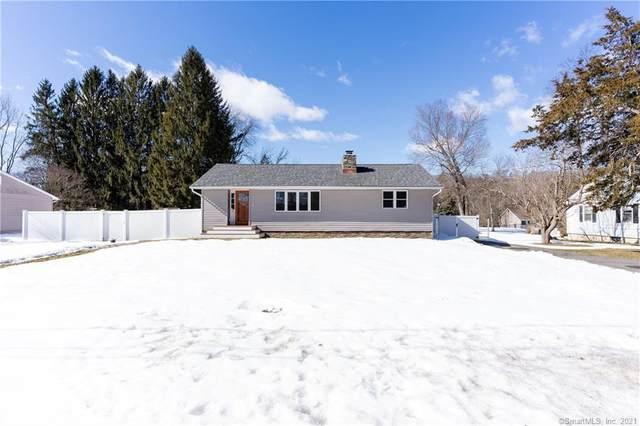 17 Hilltop View Lane, New Milford, CT 06776 (MLS #170375579) :: Kendall Group Real Estate | Keller Williams