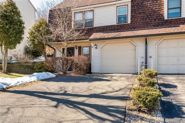34 Tinsmith Crossing #34, Wethersfield, CT 06109 (MLS #170375588) :: Hergenrother Realty Group Connecticut