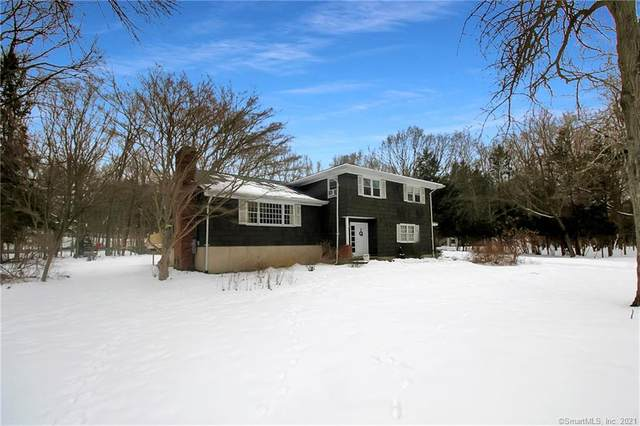 1 Tuck Lane, Westport, CT 06880 (MLS #170375600) :: Around Town Real Estate Team