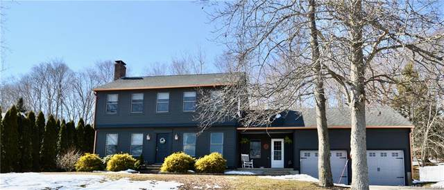 21 Spice Hill Drive, East Hampton, CT 06424 (MLS #170375616) :: The Higgins Group - The CT Home Finder