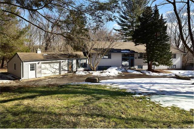 86 Ball Hill Road, Mansfield, CT 06268 (MLS #170375643) :: Tim Dent Real Estate Group