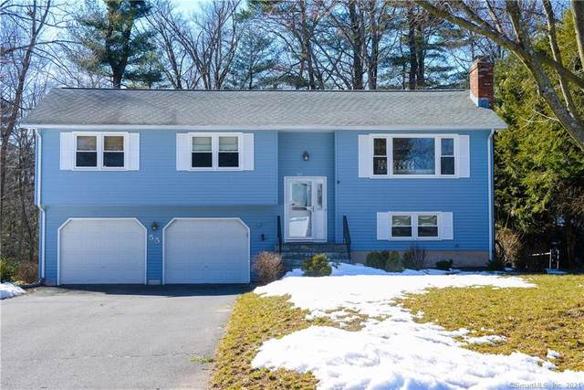 55 Lebria Road, Suffield, CT 06093 (MLS #170375646) :: Forever Homes Real Estate, LLC