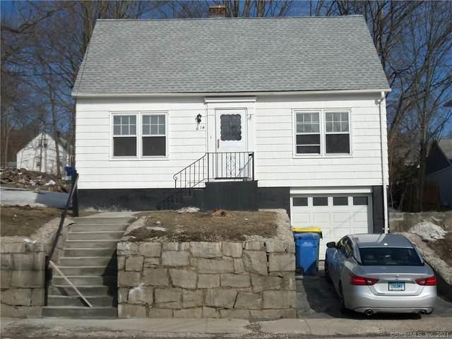 614 Frost Road, Waterbury, CT 06705 (MLS #170375669) :: Around Town Real Estate Team