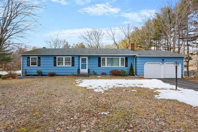 368 Grassy Hill Road, Orange, CT 06477 (MLS #170375677) :: Around Town Real Estate Team