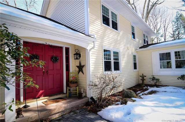 6 Shady Lane, Simsbury, CT 06092 (MLS #170375679) :: Tim Dent Real Estate Group