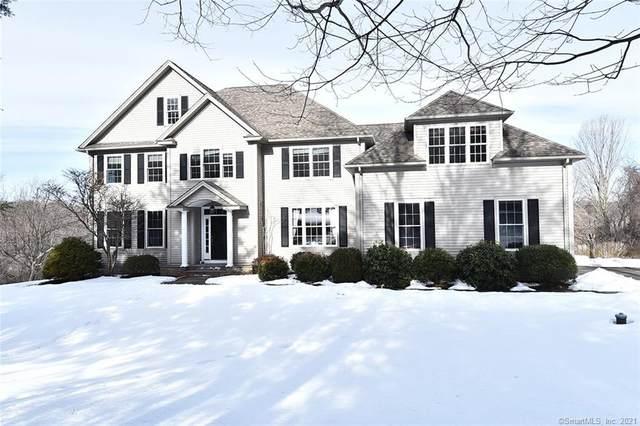 21 Hazel Woods Drive, Woodbury, CT 06798 (MLS #170375682) :: Kendall Group Real Estate | Keller Williams
