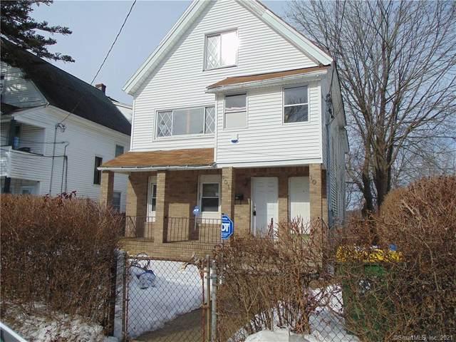 101 Dikeman Street, Waterbury, CT 06704 (MLS #170375692) :: Around Town Real Estate Team