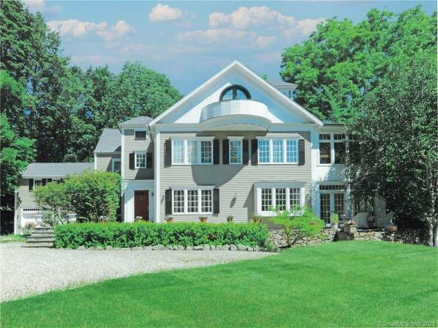 32 Steep Hill Road, Weston, CT 06883 (MLS #170375715) :: The Higgins Group - The CT Home Finder
