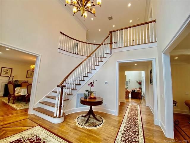 23 Settlers Ridge Drive, Trumbull, CT 06611 (MLS #170375722) :: Tim Dent Real Estate Group
