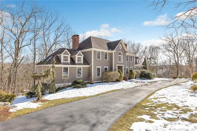 30 Wintergreen Road, Monroe, CT 06468 (MLS #170375747) :: Coldwell Banker Premiere Realtors