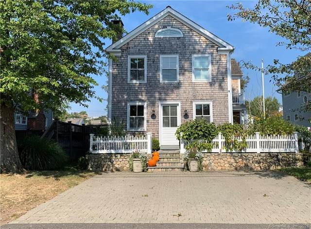 14 Fairfield Avenue, Westport, CT 06880 (MLS #170375807) :: Around Town Real Estate Team