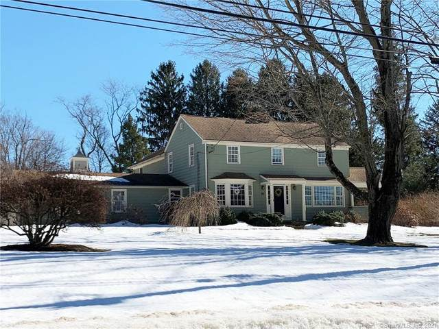 26 Flat Rock Road, Easton, CT 06612 (MLS #170375825) :: Around Town Real Estate Team