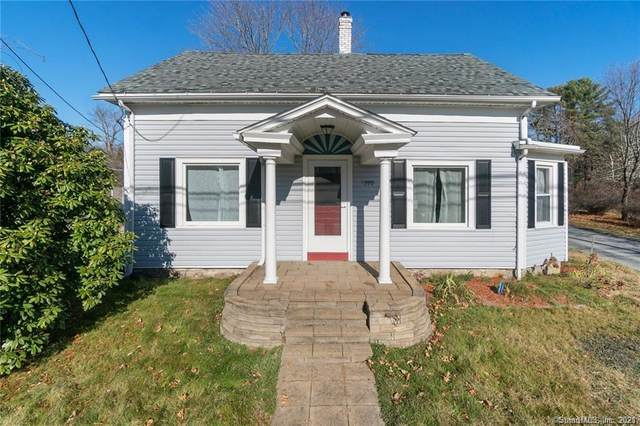 1390 Hartford Pike, Killingly, CT 06241 (MLS #170375834) :: Spectrum Real Estate Consultants