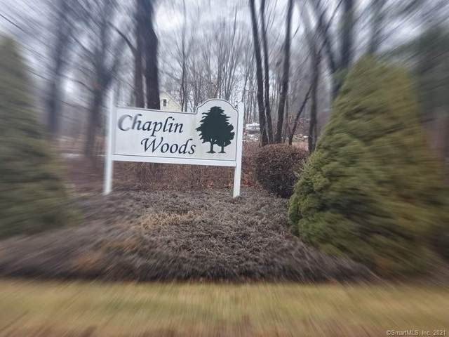 901 Chaplin Woods Drive #901, Chaplin, CT 06235 (MLS #170375858) :: Team Phoenix