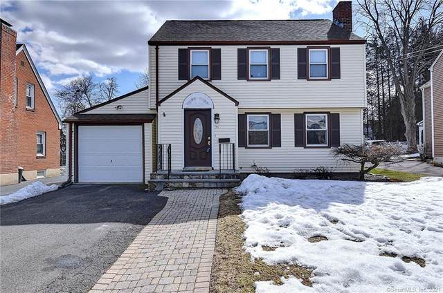 36 Chamberlain Road, Wethersfield, CT 06109 (MLS #170375889) :: Hergenrother Realty Group Connecticut