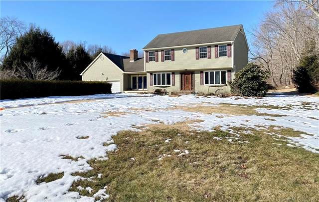 20 Coco Drive, Colchester, CT 06415 (MLS #170375908) :: The Higgins Group - The CT Home Finder