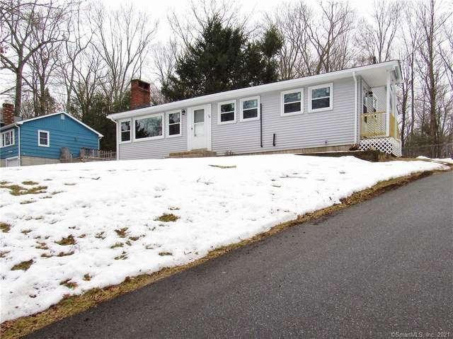 881 Swamp Road, Coventry, CT 06238 (MLS #170375961) :: Spectrum Real Estate Consultants